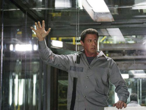 Escape Plan - Flieh oder Stirb Blu-ray Review Szene 7