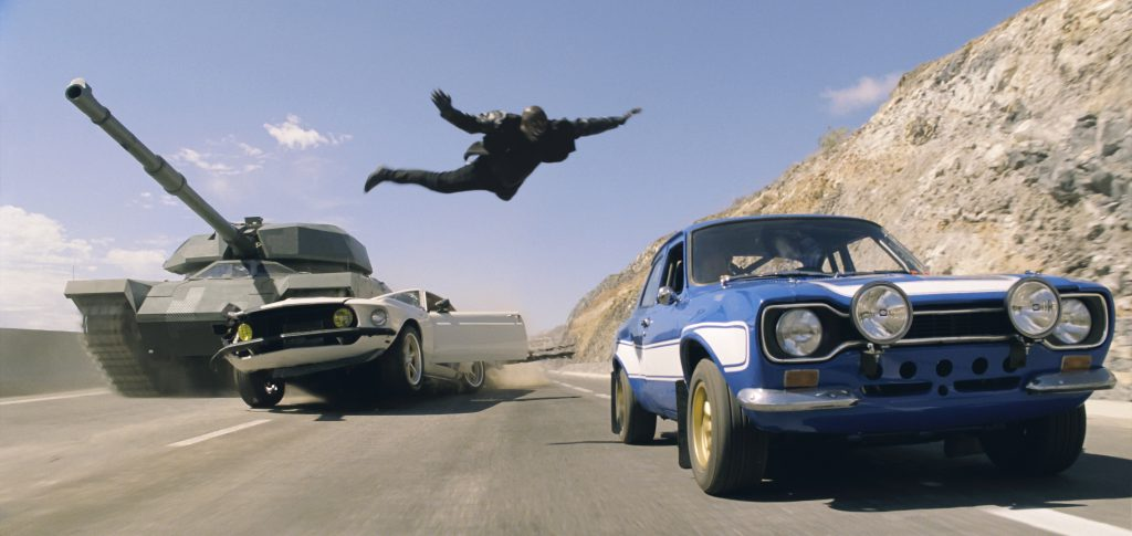Fast & Furious 6 Blu-ray Review Szene 2