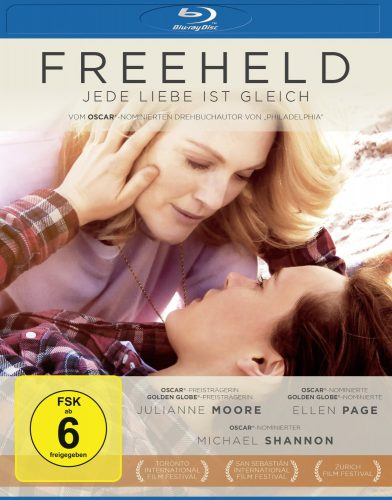 Freeheld - Jede Liebe ist gleich Blu-ray Review Cover