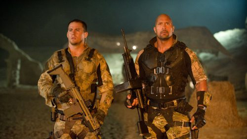 G.I. Joe Die Abrechnung Blu-ray Review Szene 1a