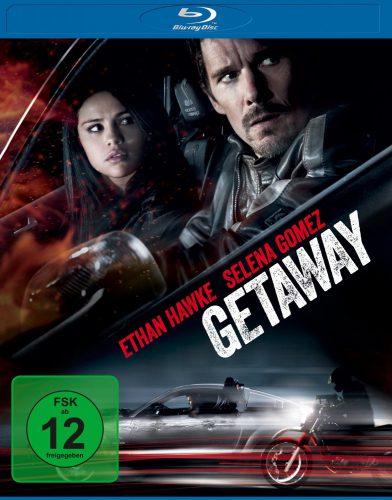 Getaway Blu-ray Review Cover