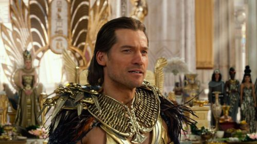 Gods of Egypt 3D Blu-ray Review Szene 1