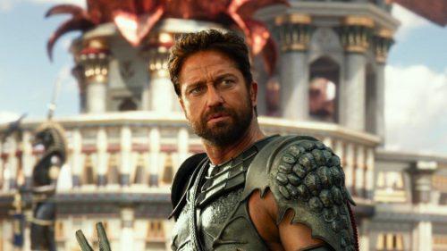 Gods of Egypt 3D Blu-ray Review Szene 2