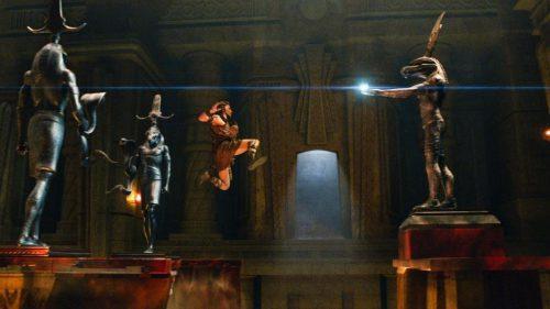 Gods of Egypt 3D Blu-ray Review Szene 4