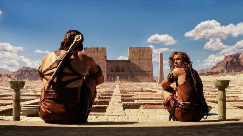 Gods of Egypt 3D Blu-ray Review Szene 5