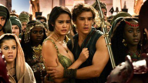 Gods of Egypt 3D Blu-ray Review Szene 7