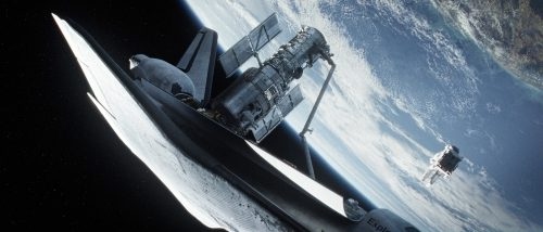 Gravity Blu-ray Review Szene 1