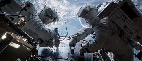 Gravity Blu-ray Review Szene 2