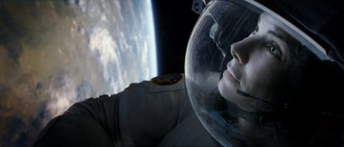 Gravity Blu-ray Review Szene 3