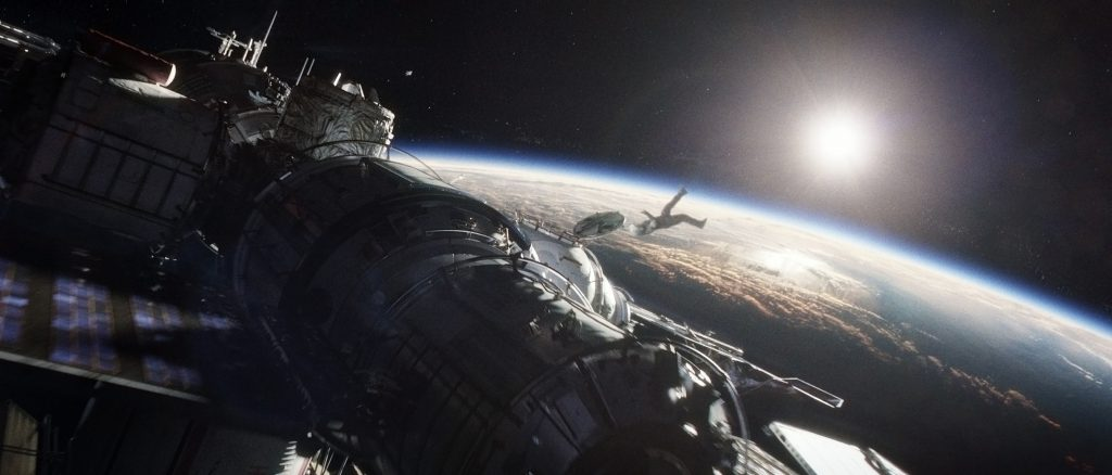 Gravity Blu-ray Review Szene 4
