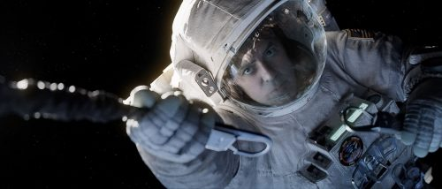 Gravity Blu-ray Review Szene 5