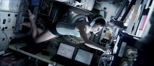 Gravity Blu-ray Review Szene 7