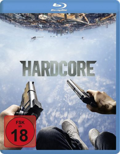 Hardcore Blu-ray Review Cover