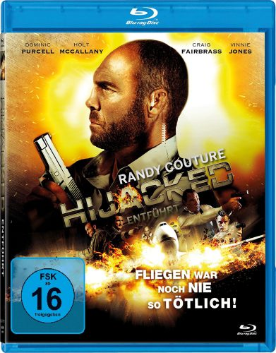 Hijacked - Entführt Blu-ray Review Cover