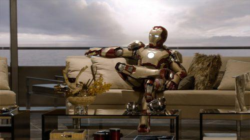 Iron Man 3 3D Blu-ray Review Szene 1