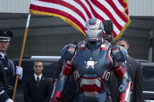Iron Man 3 3D Blu-ray Review Szene 5
