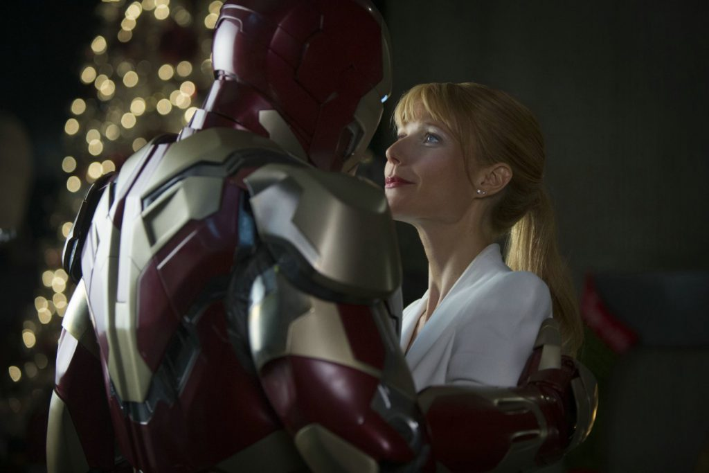 Iron Man 3 3D Blu-ray Review Szene 6