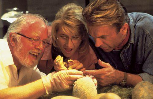 Jurassic Park 3D Blu-ray Review Szene 1