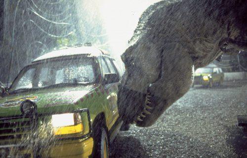 Jurassic Park 3D Blu-ray Review Szene 5