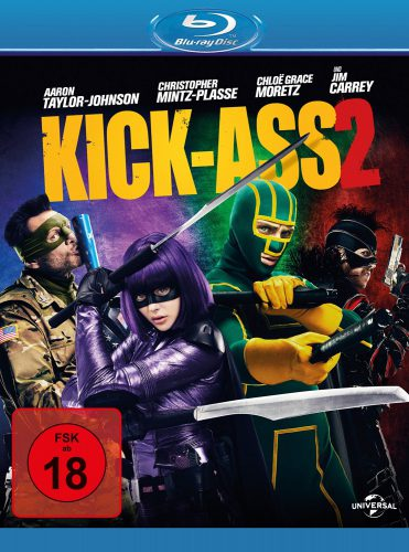 Kick-Ass 2 Blu-ray Review Cover