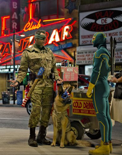 Kick-Ass 2 Blu-ray Review Szene 1