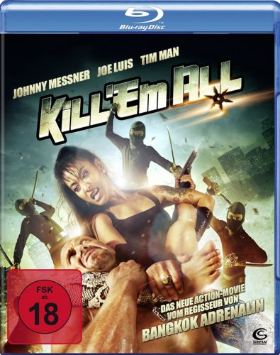 Kill em all Blu-ray Review Cover
