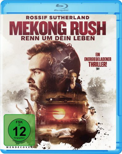 Mekong Rush - Renn um dein Leben Blu-ray Review Cover
