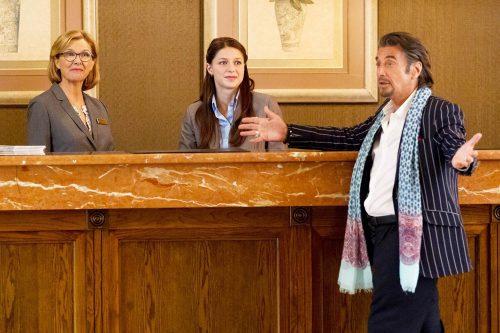 Mr Collins' zweiter Frühling Blu-ray Review Szene 4