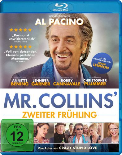 Mr Collins' zweiter Frühling Blu-ray Review Cover
