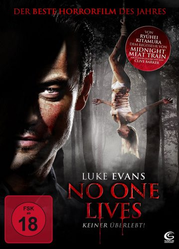 No One Lives Forever - Keiner überlebt DVD Review Cover