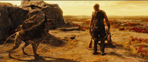 Riddick - Überleben ist seine Rache Blu-ray Review Szene 2