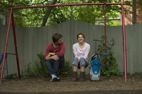 Schicksal ist ein mieser Verräter Blu-ray Review Szene 1