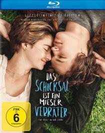 Schicksal ist ein mieser Verräter Blu-ray Review cover