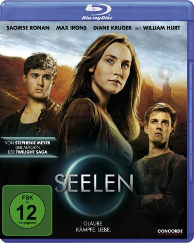 Seelen - Glaube. Kämpfe. Liebe. Blu-ray Review Cover