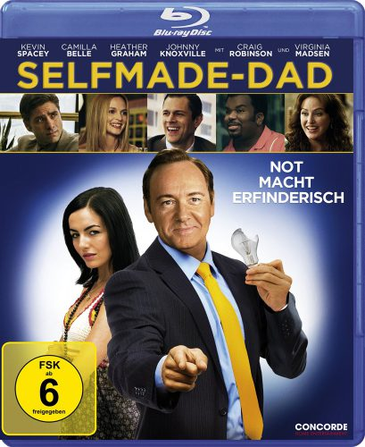 Selfmade Dad - Not macht erfinderisch Blu-ray Review Cover