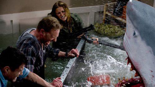 Sharknado - Genug gesagt 3D Blu-ray Review Szene 5