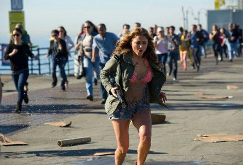 Sharknado - Genug gesagt 3D Blu-ray Review Szene 6