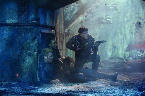 Star Trek Into Darkness 3D Blu-ray Review Szene 1