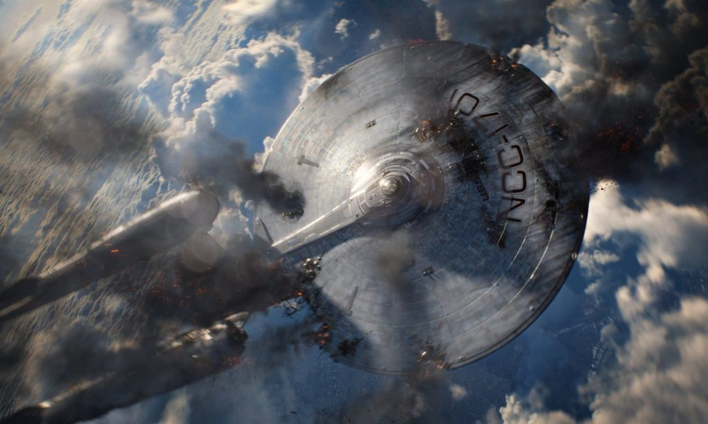 Star Trek Into Darkness 3D Blu-ray Review Szene 3