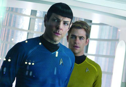 Star Trek Into Darkness 3D Blu-ray Review Szene 5