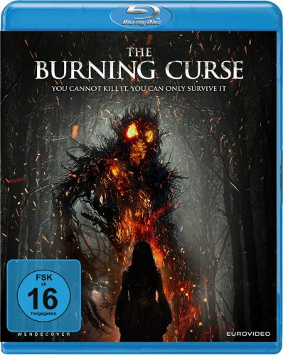 The Burning Curse Blu-ray Review Cover