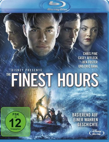 The Finest Hours Blu-ray Review Cover