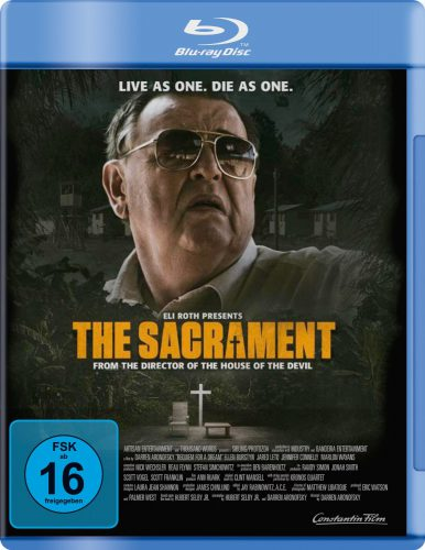 The Sacrament Blu-ray Review