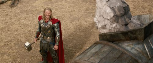 Thor The Dark Kingdom 3D Blu-ray Review Szene 1.jpg