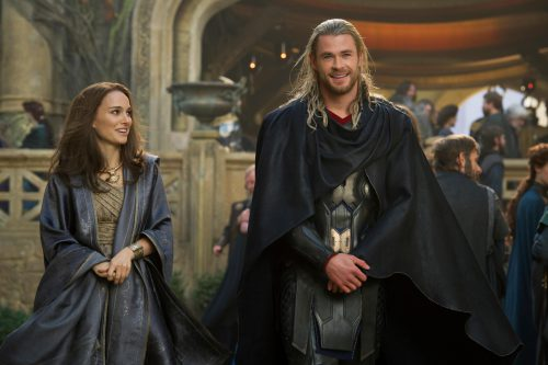 Thor The Dark Kingdom 3D Blu-ray Review Szene 4