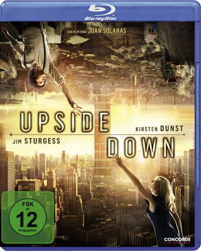 Upside Down Blu-ray Review Cover