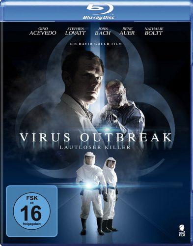 Virus Outbreak - Lautloser Killer Blu-ray Review Cover