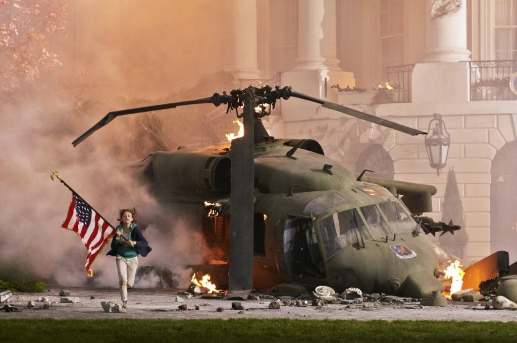 White House Down Blu-ray Review Szene 4