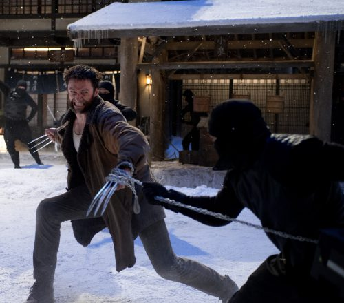 Wolverine Weg des Kriegers 3D Blu-ray Review Szene 3