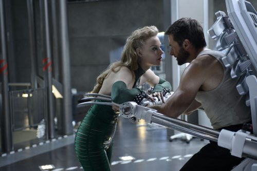 Wolverine Weg des Kriegers 3D Blu-ray Review Szene 6.jpg